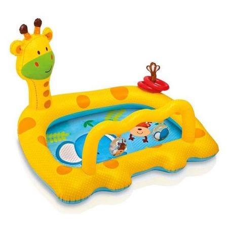 Купить Бассейн надувной детский Intex «Жираф»