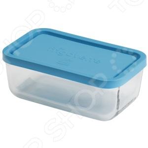 Контейнер для продуктов прямоугольный Bormioli Rocco Frigoverre контейнер bormioli rocco frigoverre квадратный цвет синий 750 мл