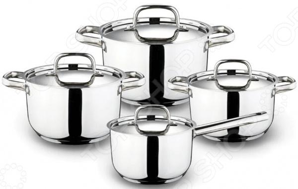Набор посуды Kelli KL-4248 кастрюля 1 2 л kelli kl 4242