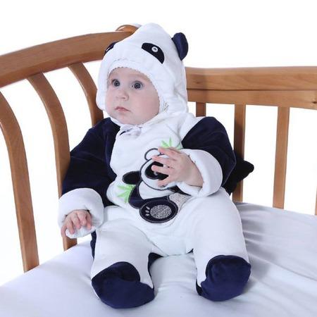 Купить Комбинезон детский Leo «Панда»