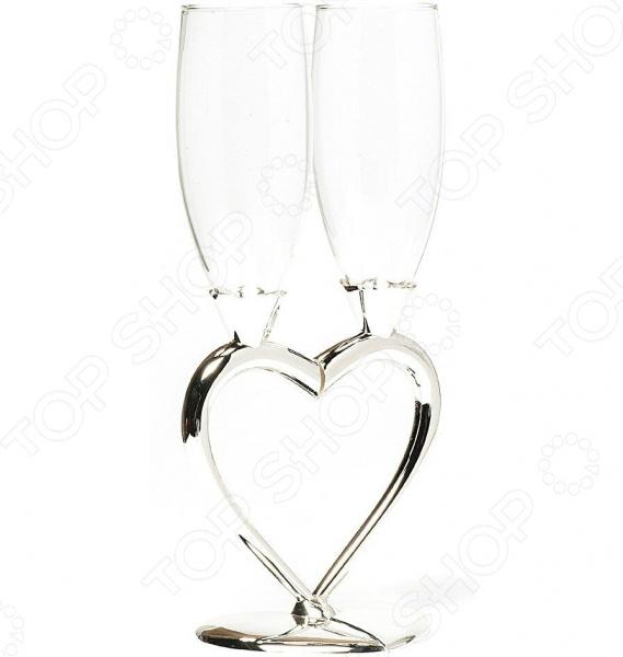 Набор бокалов MARQUIS «Сердце» 1098-MR кольца для салфеток marquis 3042 mr