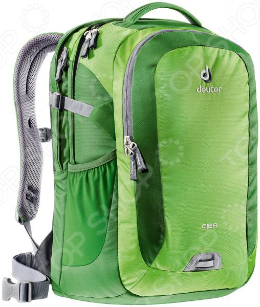 Рюкзак городской Deuter Daypacks Giga 28 kiwi-emerald рюкзак городской deuter daypacks giga 31 blueline check