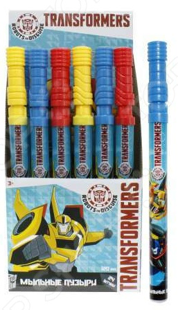 Мыльные пузыри 1 Toy Transformers. В ассортименте