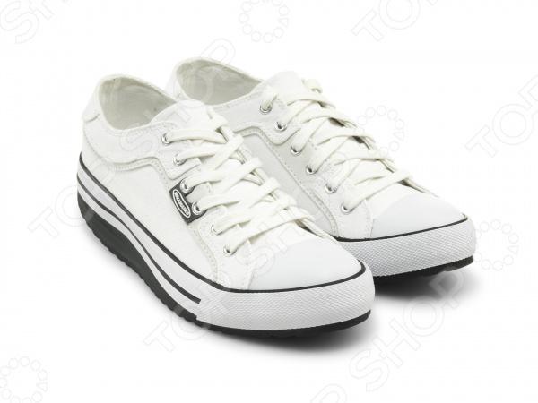 Кеды Walkmaxx. Цвет: белый