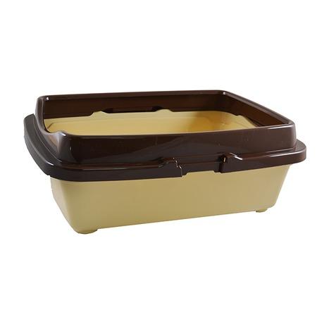 Купить Туалет для кошек Dunya Dogus с бортом большой