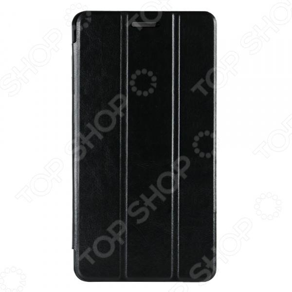 Чехол для планшета IT Baggage ультратонкий для Lenovo Tab 3 Plus TB-7703X it baggage чехол для lenovo tab 3 8 plus 8703x black