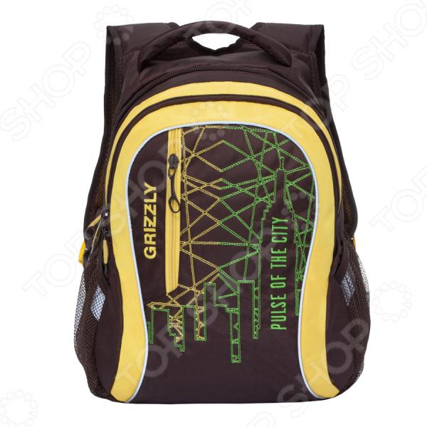 Рюкзак молодежный Grizzly RU-716-1