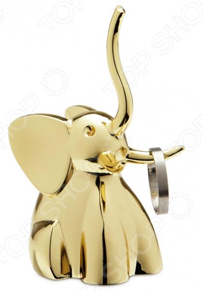 Подставка для украшений Umbra Zoola «Слон» подставка для колец zoola umbra подставка для колец zoola