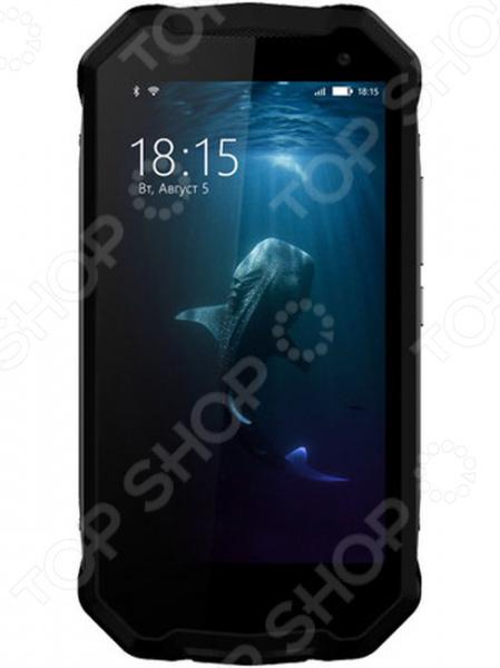 Смартфон защищенный BQ 5033 Shark защищенный смартфон ruggear rg 500