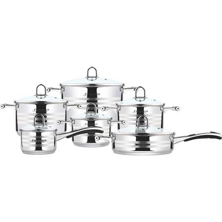 Купить Набор посуды для готовки Frank Moller FM-812