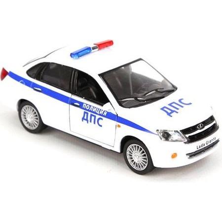 Купить Модель автомобиля 1:32 Carline Lada Granta. ДПС