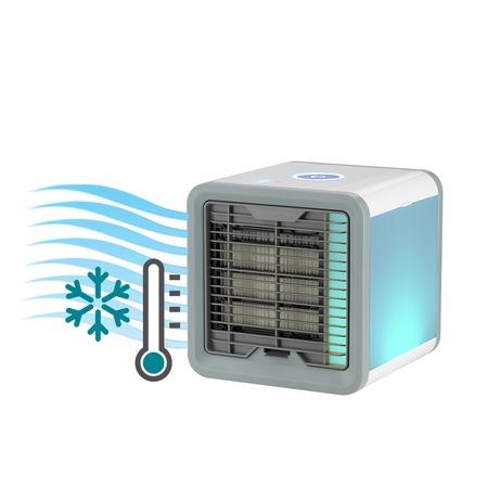 Купить Мини-кондиционер 4в1 Rovus Арктика – охладитель воздуха