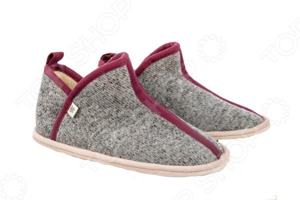 Туфли комнатные WoolHouse «Стем»