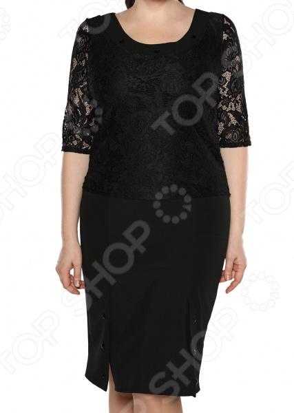 Платье Pretty Woman «Легкий шарм». Цвет: черный
