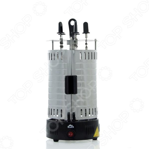 Электрошашлычница Кавказ 3 электрошашлычница кавказ xxl