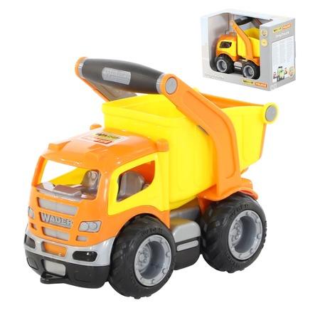 Купить Машинка игрушечная Wader «ГрипТрак самосвал»