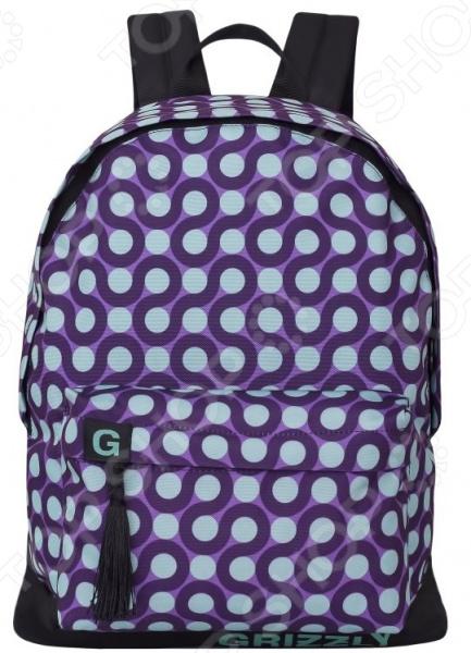 Рюкзак молодежный Grizzly RD-750-6/5