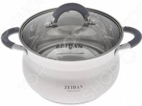 Фото - Кастрюля Zeidan Z 50251 [супермаркет] jingdong геб scybe фил приблизительно круглая чашка установлена в вертикальном положении стеклянной чашки 290мла 6 z