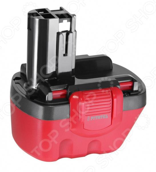 Батарея аккумуляторная Pitatel TSB-048-BOS12A-20C new 18v ni mh 3 0ah replacement power tool rechargeable battery for bosch bat180 bat181 bat189 2 607 335 278 2 607 335 688