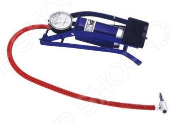 Насос ножной с манометром Action TX102624
