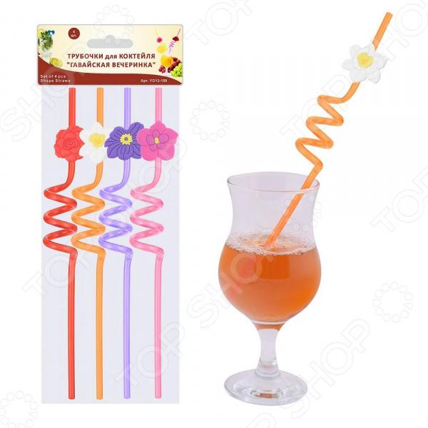 Набор трубочек для коктейлей Мультидом YD13-159 цена