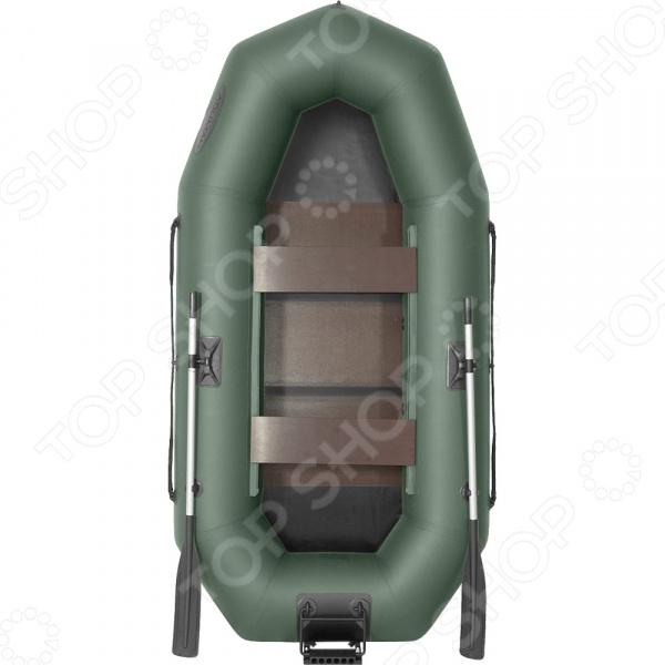 Лодка гребная ЛОЦМАН «Профи» С 280 М П РС гребная лодка хантер 280 лтн