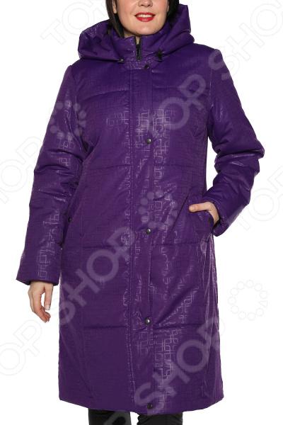 Пальто Гранд Гром «Персона». Цвет: фиолетовый музыка и многое другое ohto cb 10mj гранд серии ручки серебро керамические бусины 0 5мм черный full metal сделано в японии