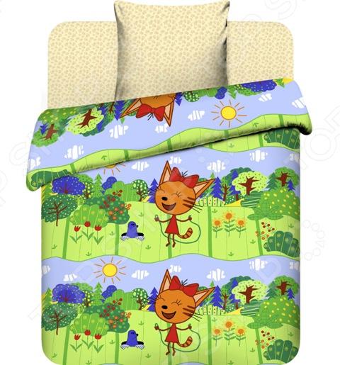 Комплект постельного белья Василек «Карамелька» карамелька для малышей