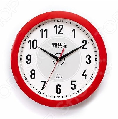 Часы настенные Вега П 1-1/7-273 «Классика»