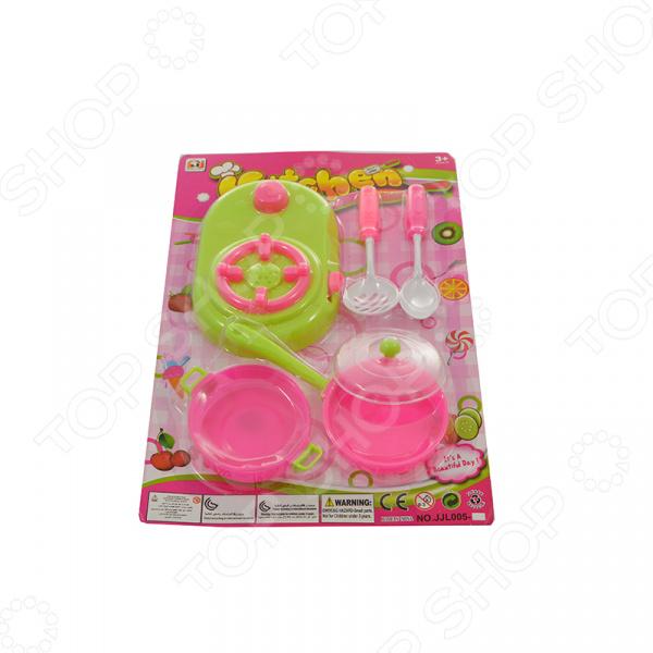 Набор посуды игрушечный Kitchen 1717165. В ассортименте    /