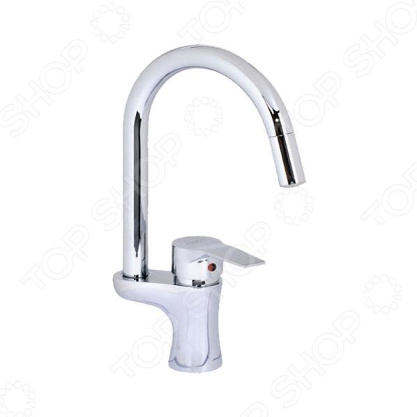 Смеситель для кухни сенсорный Argo Form argo смеситель для кухни olimp под питьевую воду ø35 г излив 25 см монтаж на гайку pmv z nks
