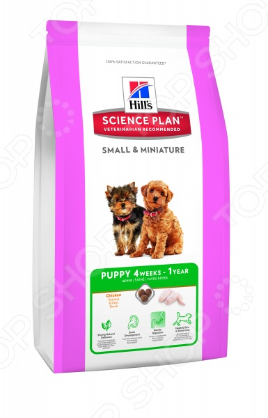 ���� ����� ��� ������ ����������� ����� Hill's Science Plan Puppy � ������� � ��������