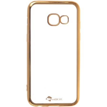 Чехол защитный skinBOX 4People для Samsung Galaxy A3 (2017)