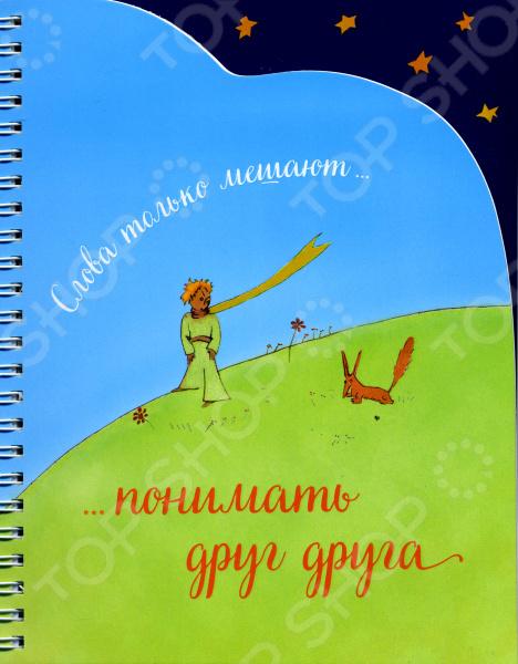 Записные книжки. Дневники Эксмо 978-5-699-87787-4 Записная книжка. Слова только мешают понимать друг друга