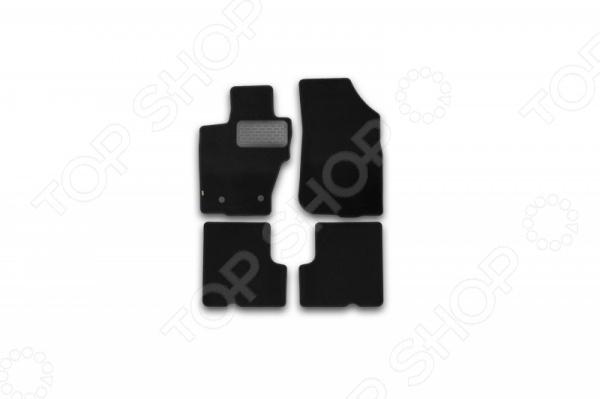 Комплект ковриков в салон автомобиля Klever Renault Duster 2WD / 4WD 2015 Standard б/р коврики салона rival для nissan terrano 2wd 2014 2016 renault duster 2wd 2010 2015 резина 64701001