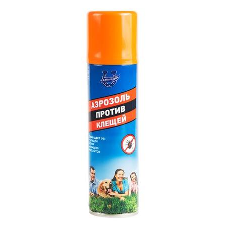 Аэрозоль для защиты от насекомых Сивка Бурка 71-0212