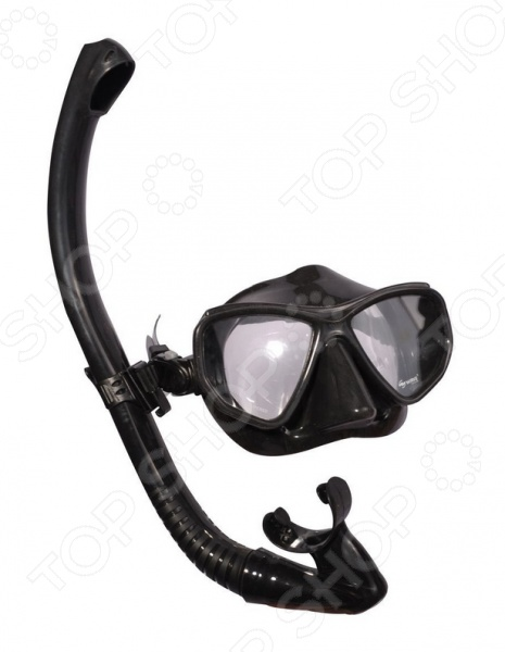 Набор из маски и трубки WAWE MS-1383S60 WAWE - артикул: 876320