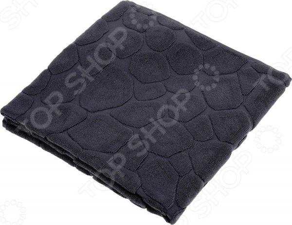 Коврик для ванной комнаты Issimo Home Lavia Carpet. Цвет: индиго