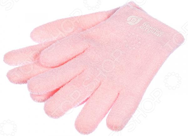 Перчатки косметические Банные штучки 40212. В ассортименте