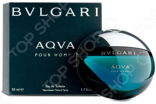 Туалетная вода для мужчин BVLGARI Aqua туалетная вода спрей для мужчин bvlgari man объем 30 мл