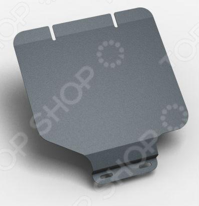 Комплект: защита раздаточной коробки и крепеж NLZ Nissan NP300 2007: 2,5 дизель МКПП цена