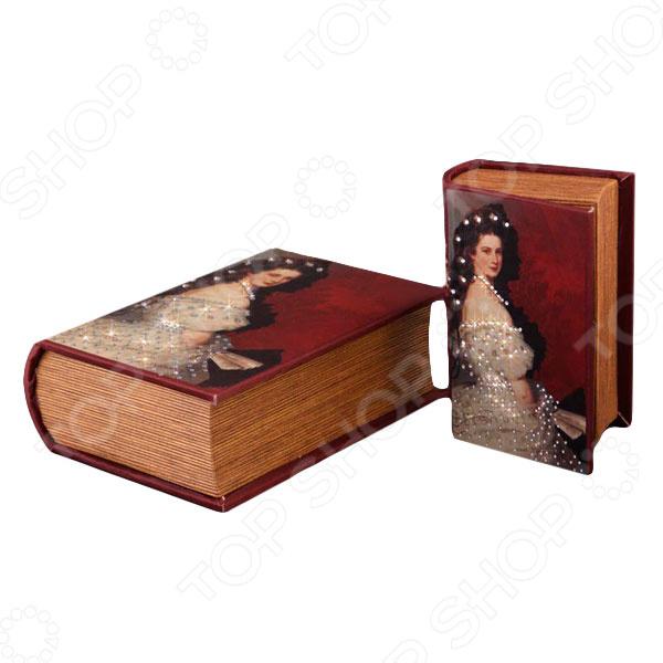 Набор шкатулок-книг 184-096