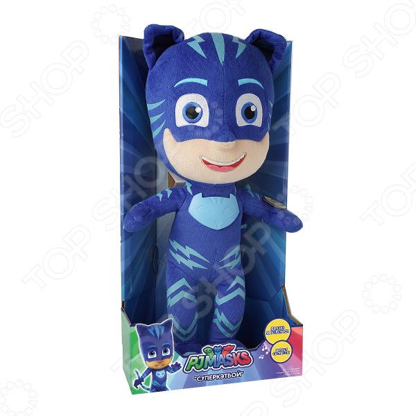 Zakazat.ru: Мягкая игрушка со звуком PJ Masks «Кэтбой»