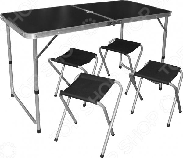 Набор для отдыха складной: стол и стулья Park CHO-150-E Набор для отдыха складной: стол и стулья Park CHO-150-E /