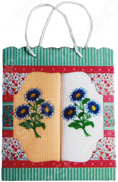 Набор кухонных полотенец Dream Time KA-45-CT-НВ2-4 щетки для одежды дерево счастья щетка для одежды