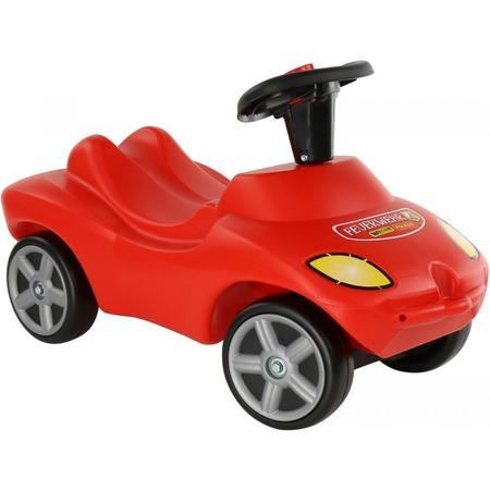 Купить Машина-каталка Wader «Пожарная команда» со звуковым сигналом