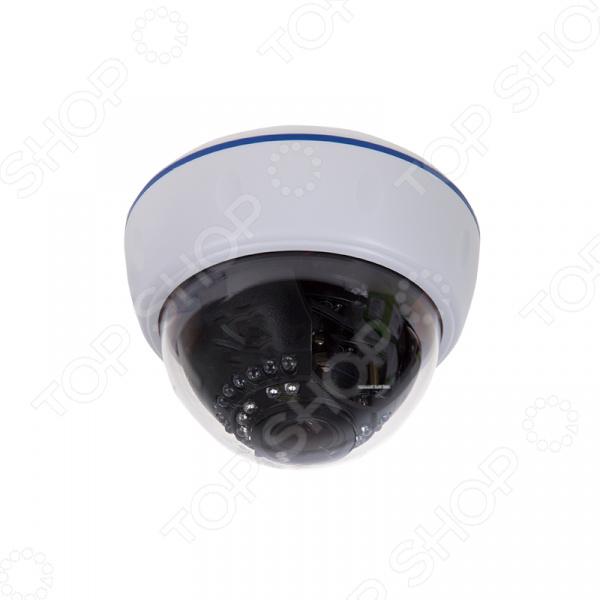 Камера видеонаблюдения купольная Rexant Камера видеонаблюдения купольная Rexant 45-0354 /Белый