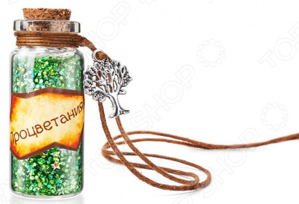 Набор для создания сувенира Magic Moments «Эликсир процветания» набор для выращивания волшебный кристалл с пожеланием процветания