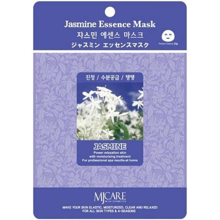 Купить Маска увлажняющая для лица MJ Care Jasmine