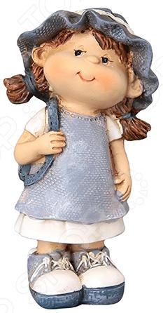 Фигурка декоративная Elan Gallery «Девочка с рюкзачком»